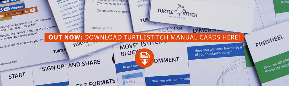 TurtleStitch Cards for Beginners